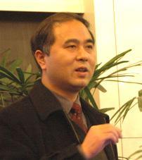 杨启贵 长江设计院总工程师