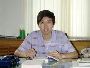 杨志河  副总工程师,教授级高级工程师
