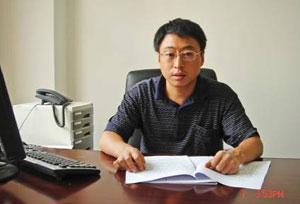 杨海荣 总工程师/研究员级高级工程师