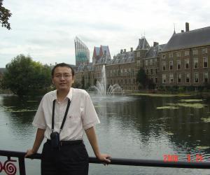 袁俊平 博士