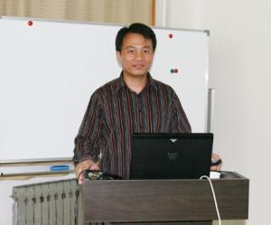 唐建辉  博士,副研究员,硕士生导师