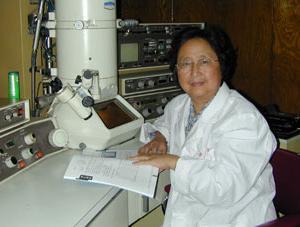 周洪琪  教授,博士、硕士生导师