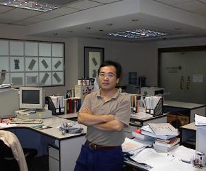 陈文胜  教授 博士,硕士生导师。