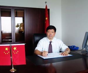 张惠荣  国家海洋局东海分局局长、党委副书记